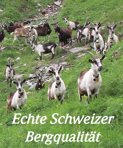 Echte Schweizer Bergqualität